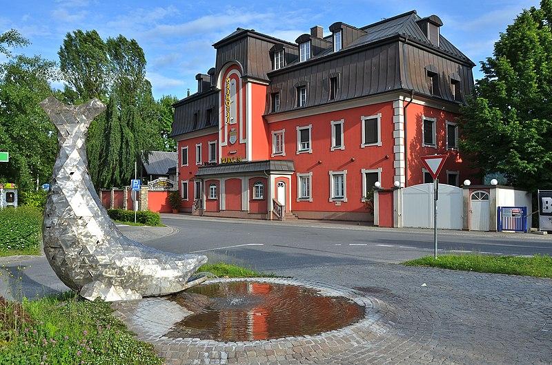 File:Poertschach Hauptstrasse 231 Hotel Porcia 26052013 222.jpg