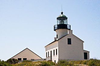 Point Loma, San Diego - Old Point Loma Lighthouse