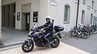 Police motorcycles Austria-Bregenz.jpg
