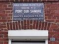 Pont-sur-Sambre (Nord, Fr) plaque Écluse 5.jpg