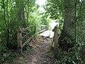 Pont de la Motte, sur la Rouvre, Craménil, Orne, Basse-Normandie, France 2.JPG