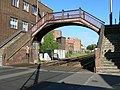 Poole High Street level crossing footbridge 01.jpg