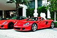 Porsche Carrera GT & Ferrari 599 GTO - Tom Wolf Automotive Photography.jpg