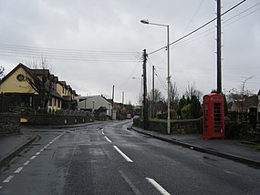 Porthcawl Road, South Cornelly. - geograph.org.uk - 1650516.jpg