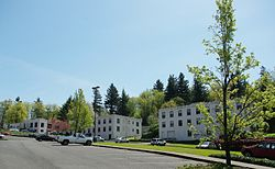 Portland Bible College campus - Portland, Oregon.JPG