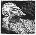 Portrait Caricature Of King Leopold II of the Belgians from Charles Lucien Léandre.jpg