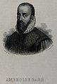 Portrait of Ambroise Pare (1510 - 1590), French surgeon Wellcome V0004474ER.jpg