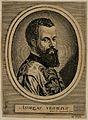 Portrait of Andreas Vesalius (1514 - 1564), Flemish anatomist Wellcome V0006030.jpg