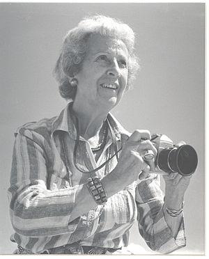 Margaret Lefranc - Margaret Lefranc. Photograph by Laura Gilpin.