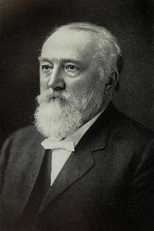Rudolph Blankenburg - Image: Portrait of Rudolph Blankenburg