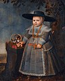 Portrait of a little boy, by Willem van der Vliet.jpg