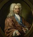 Portret van David Leeuw (1682-1755). Doopsgezind koopman in stoffen en manufacturen Rijksmuseum SK-A-4818.jpeg