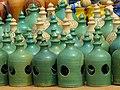 Pottery in Iran - qom فروشگاه سفال در ایران، قم 12.jpg