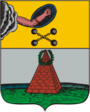 Povenets COA (Olonets Governorate) (1788).png