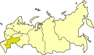 economic region of Russia