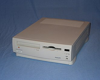 Power Macintosh 6200 - A Power Macintosh 6360/160