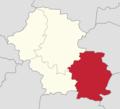 Powiat górowski - lokalizacja gminy Wąsosz.png