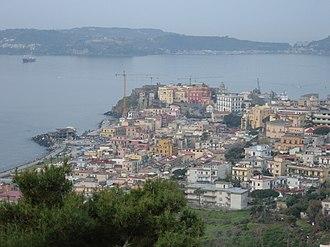 Pozzuoli - Panorama of Pozzuoli