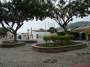 Fagundes, Paraíba - Image: Praca zuca ferreira fagundeas pb