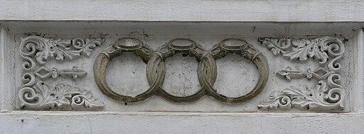 Praha, Malá Strana - U tří zlatých prstenů