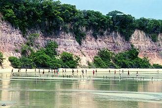 Pipa Beach - Image: Praia de Pipa