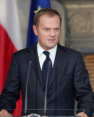 Second Cabinet of Donald Tusk - Image: Premier RP D Tusk