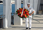 Preparing a wreath at Pearl Harbor DVIDS134827.jpg