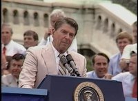 File:President Reagan's Remarks on a Constitutional Amendment for a Balanced Budget, July 19, 1982.webm
