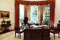 President Reagan alone in the Oval Office 1984.jpg