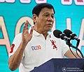 President Rodrigo Roa Duterte in Davao City.jpg