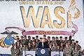 President Trump Aboard the USS WASP (47952038491).jpg