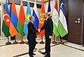 President of Azerbaijan Ilham Aliyev's working visit to Russia.jpg