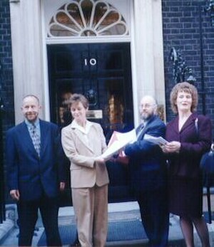 Press for Change - Press for Change at Ten Downing Street