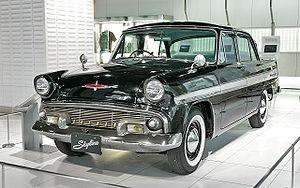 Nissan Skyline - Prince Skyline ALSID-1