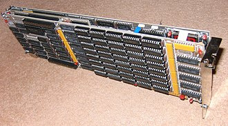 Professional Graphics Controller - PGC card