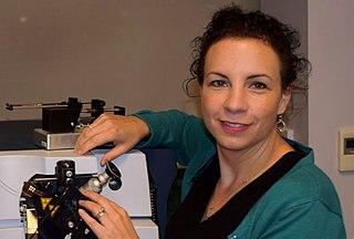 Claire E. Eyers British biological mass spectrometrist