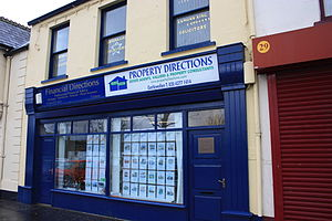 Property Directions, Estate Agents, Main Street, Castlewellan, County Down, Northern Ireland