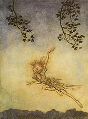 Arthur Rackham [Public domain], via Wikimedia Commons