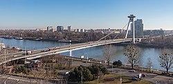 Puente de la Insurrección Nacional Eslovaca, Bratislava, Eslovaquia, 2020-02-01, DD 49.jpg