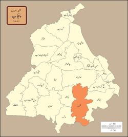 ضلع سنگرور