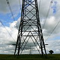 Pylons, Hinton - geograph.org.uk - 479096.jpg