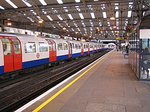 Queens Park (London) station - Image: Queen's Park railway station geograph.org.uk 624696