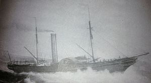 SS Queen of the Isle - Image: Queen of the Isle