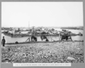 Queensland State Archives 3135 View of construction on Kangaroo Point from site of north anchor pier 17 January 1936.png