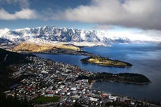 Queenstown, New Zealand Resort town in Otago, New Zealand