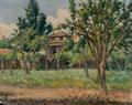 Quinta de São Miguel, Viseu (1907) - José de Almeida e Silva.png