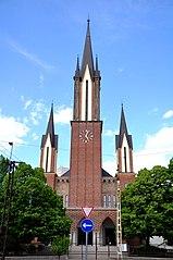 Rákospalota óvárosi református templom