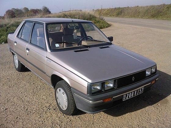 Renault 9 And 11 Wikiwand