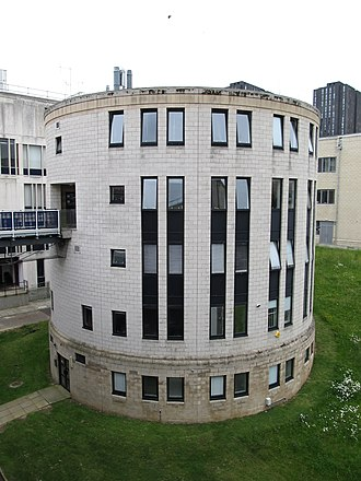 University of Essex - The Rab Butler Building