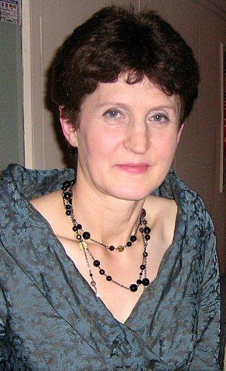 Grażyna Rabsztyn - Grażyna Rabsztyn in 2007